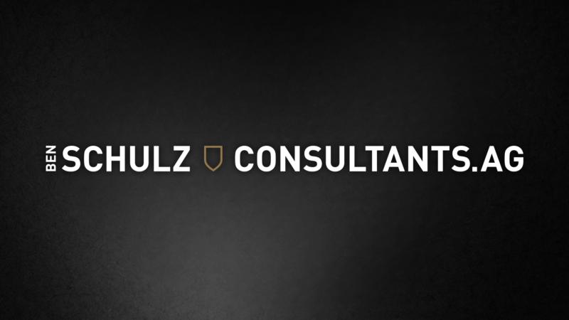 Ben Schulz & Consultants jetzt AG