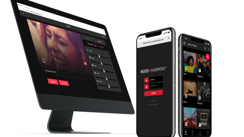 "Mood Media launcht mit ""Harmony"" neue Brand-Experience-Plattform am Point-of-Sale"
