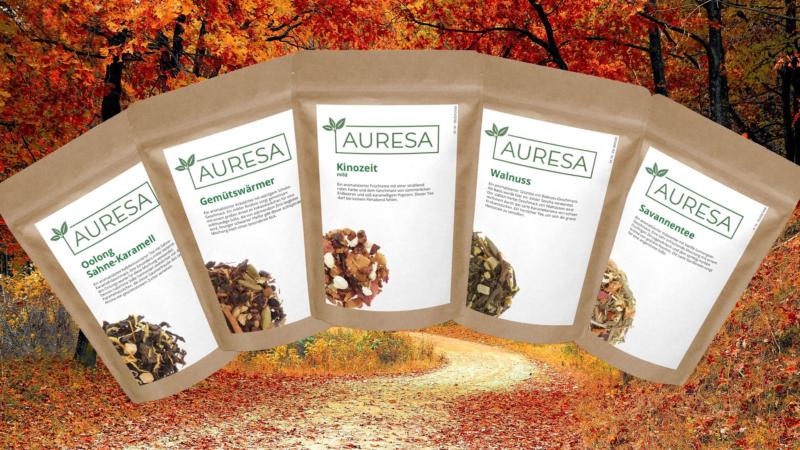 Wärmend, lecker und online – Außergewöhnliche Teesorten für den Herbst