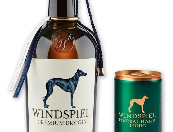 Windspiel bringt neues Tonic mit Hanf auf den Markt