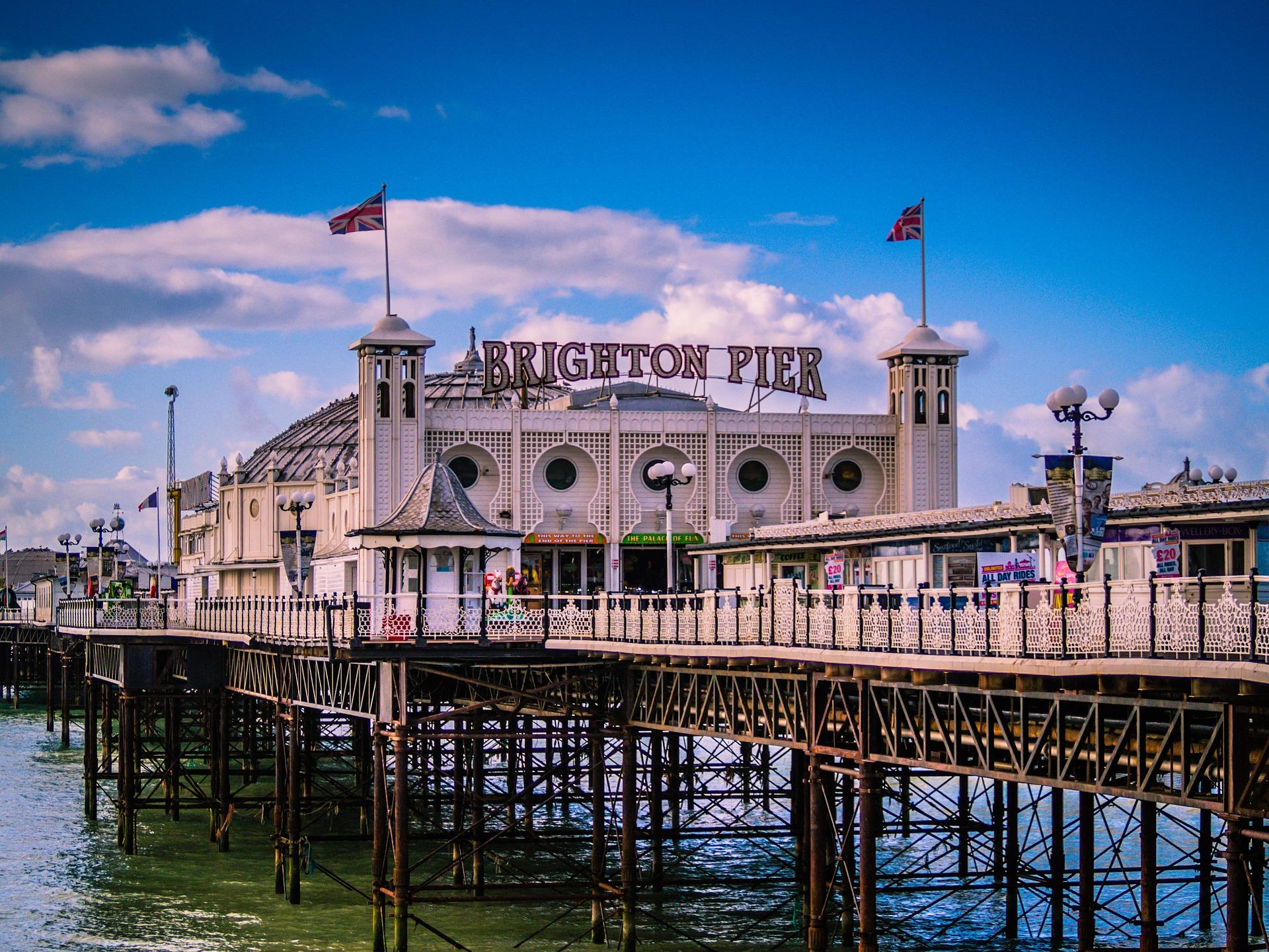 Englisch nach Maß® Sprachreise-Ziel Brighton: Nr. 1 laut British Council