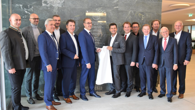 Reduce Kurmittelhaus in Bad Tatzmannsdorf neu eröffnet