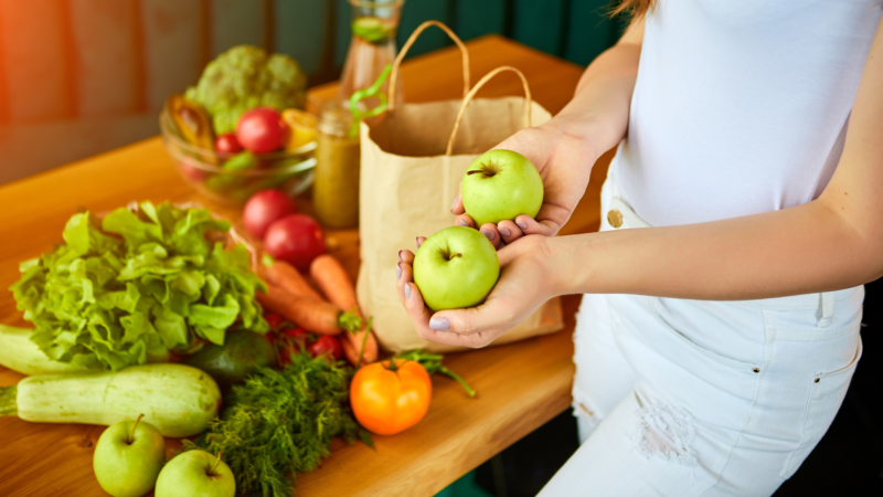 Nachhaltig einkaufen schont die Umwelt
