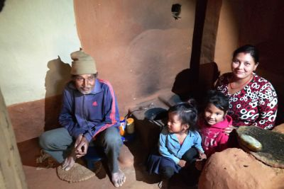 Gesünder, sicherer und klimafreundlicher: Georg Kraus Stiftung startet weiteres Ofenprojekt in Nepal