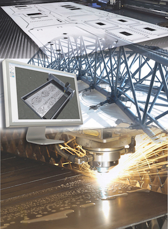 Effizient genutzte Technologie steigert die Produktivität in der Blechbearbeitung