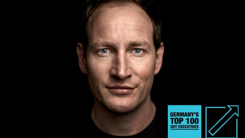 Richard Breitengraser in der Liste der TOP100 OUT EXECUTIVES