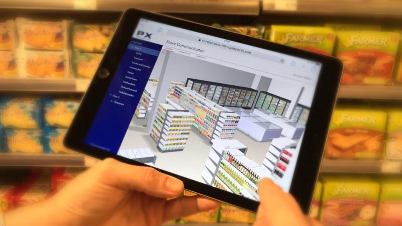 P`X Store Communicator verbindet Retail Management mit Filialen