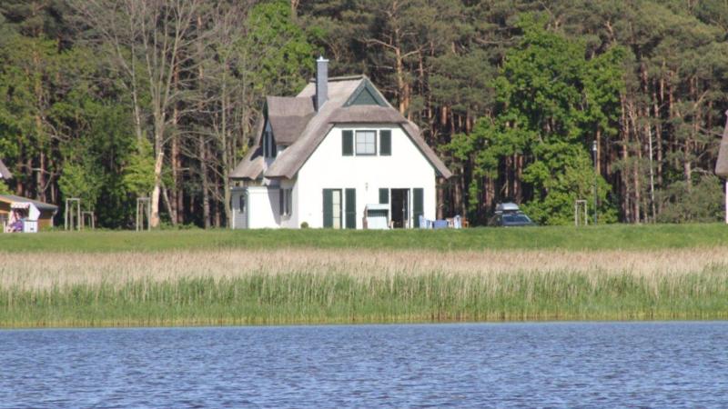 Reethaus am Meer Insel Rügen Ostsee DEICHGRAF hier sitzen Sie in der ersten Reihe und der Urlaub kann beginnen HERRLICHER WASSERBLICK ruhige Lage