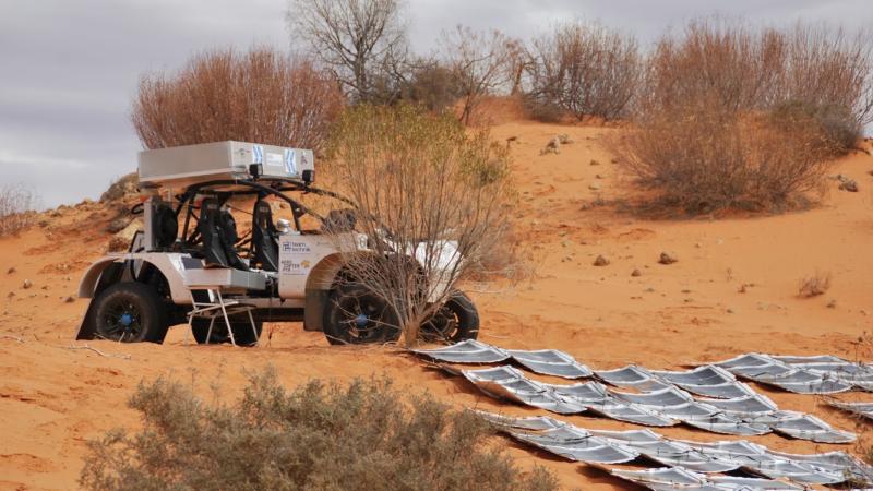 Weltrekord im Laden von Elektroautos mit Solarstrom
