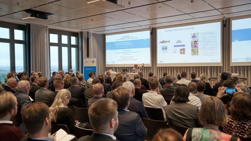 """Fachkonferenz """"Künstliche Intelligenz und die Automation des Entscheidens"""""""