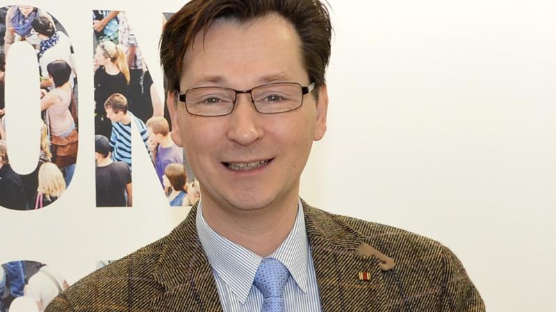 Der Diabetesberater Sven-David Müller aus Braunschweig bringt den Diabetikerratgeber Diabetiker Revolution heraus