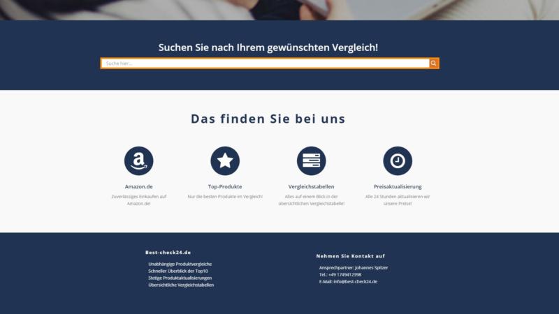 Preise vergleichen und sparen mit best-check24.de
