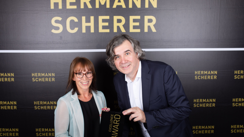 Steirerin holt Excellence Award nach Graz