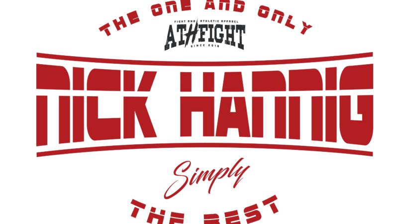 Nick Hannig empfiehlt ATHFIGHT Sports- and Fight Wear