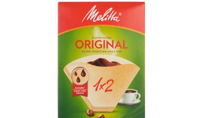 """Auszeichnung als """"Verpackung des Jahres"""" geht 2019 an """"Melitta"""":  Eine echte Ikone der Markenwelt – seit eh und je in Rot und Grün."""