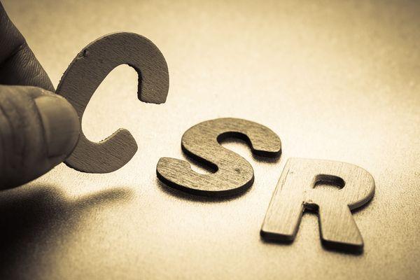 Beim Einkaufen auf CSR geachtet?