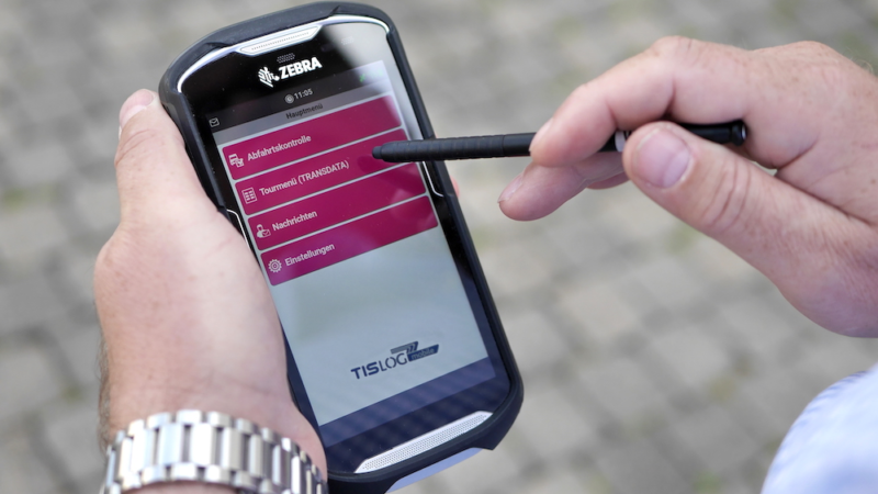 TRANSDATA und TIS ermöglichen Datenaustausch in Echtzeit
