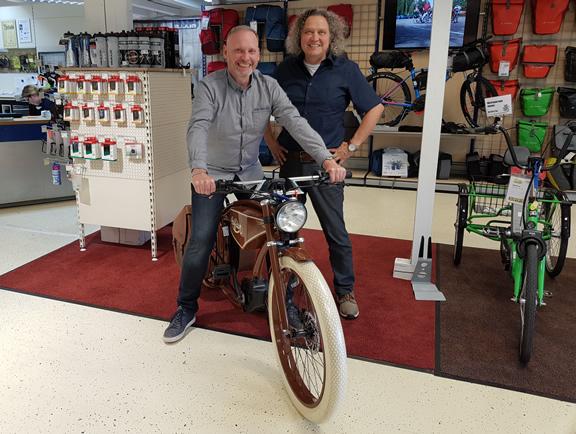Neue Website des Rad & E-Bike Center Leonberg ist online