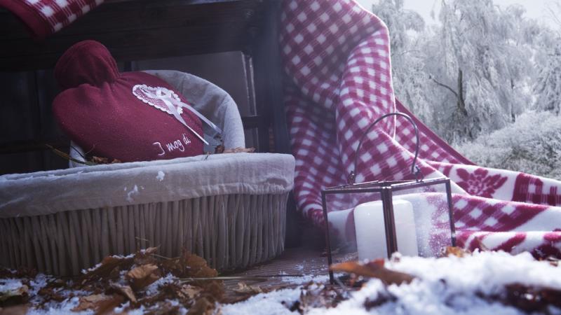 Schlafen in der kalten Jahreszeit mit Winterbetten von erwinmueller.de