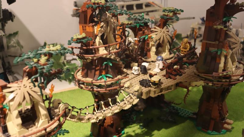 Faszinierende Lego-Welten im LOOP5