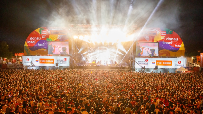 37. Donauinselfest: SAVE THE DATE: 26. – 28. Juni 2020