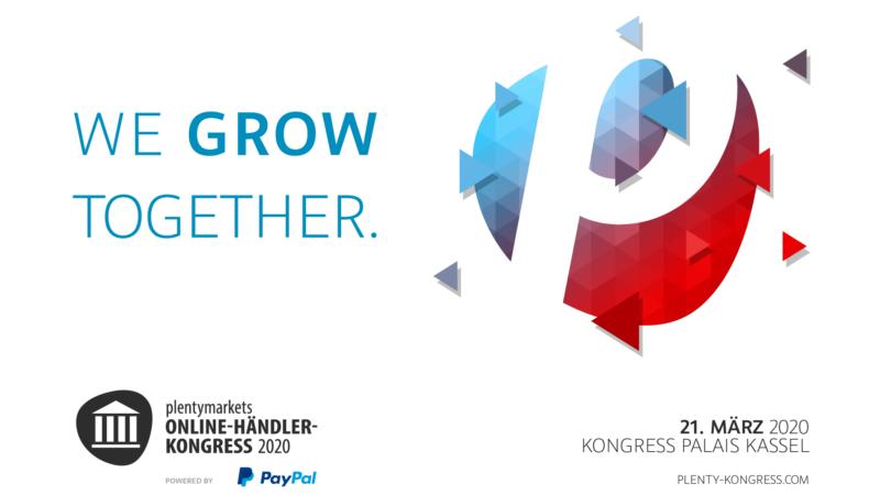 plentymarkets Online-Händler-Kongress 2020 – We grow together!
