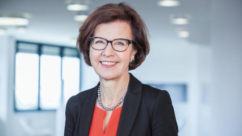 Marie-Luise Wolff, Vorstandsvorsitzende der Entega AG, ist Energiemanagerin des Jahres 2019