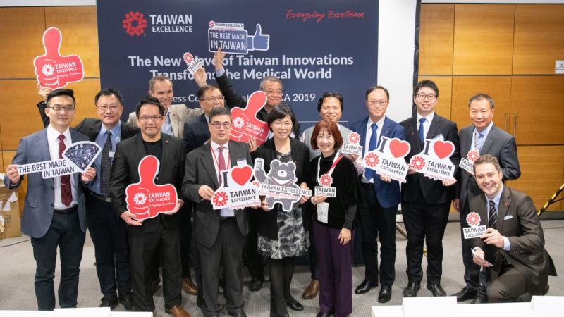 Besondere Aufmerksamkeit für taiwanesische Innovationen auf der MEDICA