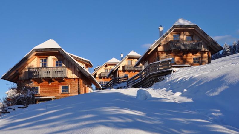 Winterurlaub im Almresort Baumschlagerberg