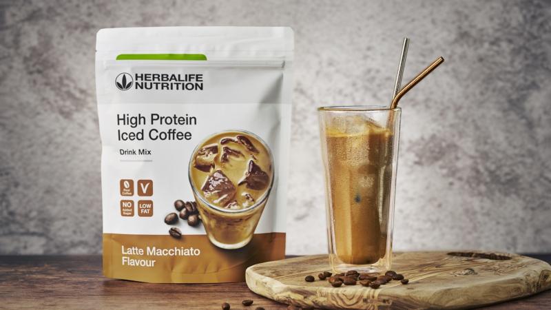 Neuer Kaffee-Getränkemix von Herbalife Nutrition sorgt für einen perfekten Start in den Tag