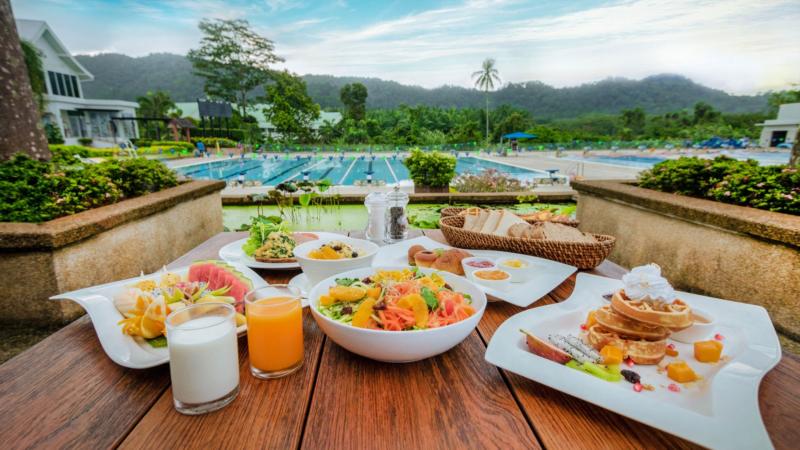 Vegan und fit auf Phuket
