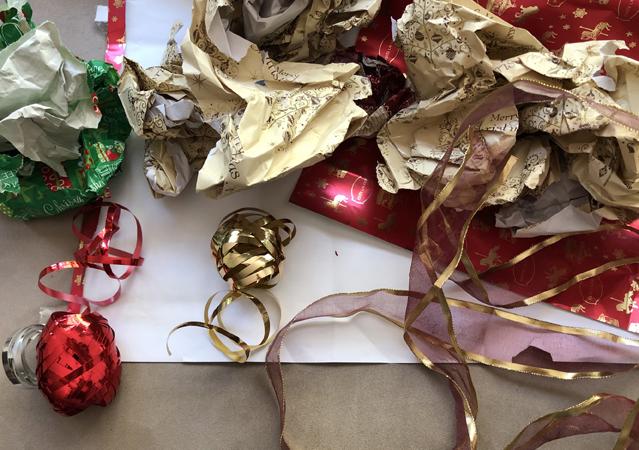 Tipps für weniger Müll an Heilig Abend – Verbraucherinformation der ERGO Versicherung