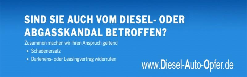 Dieselskandal EA189 – Verjährung verhindern