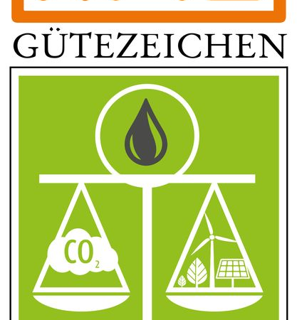 Neues Qualitätsprädikat für Energieprodukte