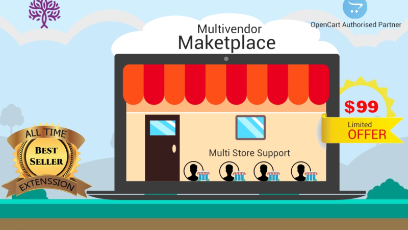 PayPal Adaptive payments in Opencart Multivendor Marketplace