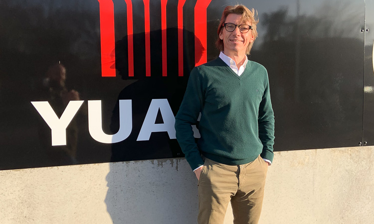 GS YUASA: Neuer Key Account Manager Automotive DACH