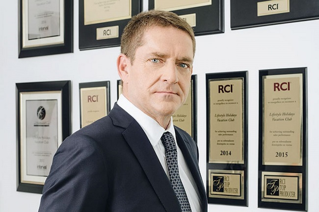 LHVC ist stolz darauf, Markus Wischenbart, President & Owner von Inks, bekannt zu geben