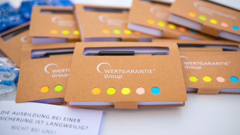 Die Wertgarantie Group gehört zu Deutschlands Topausbildern