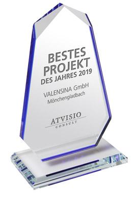ATVISIO Award 2019 geht an Valensina