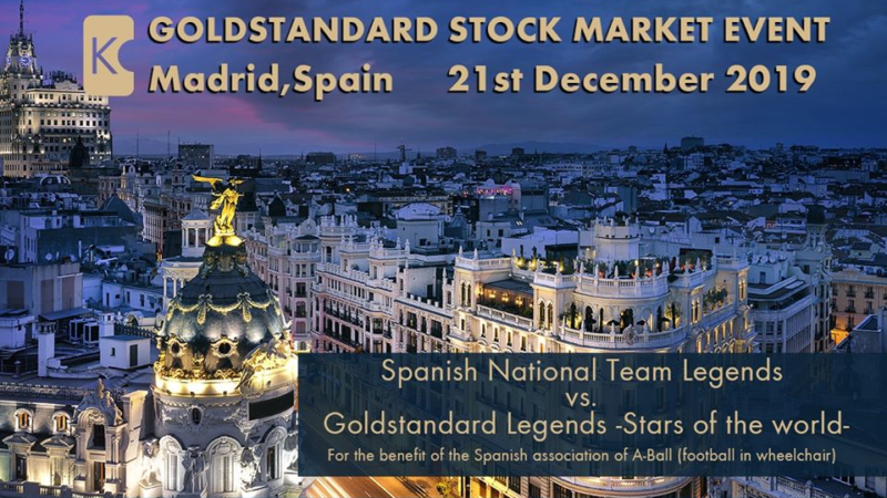 Golden December in Madrid