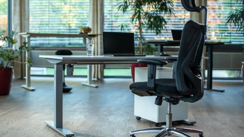 Ergonomie im Büro fördert Gesundheit und Leistung