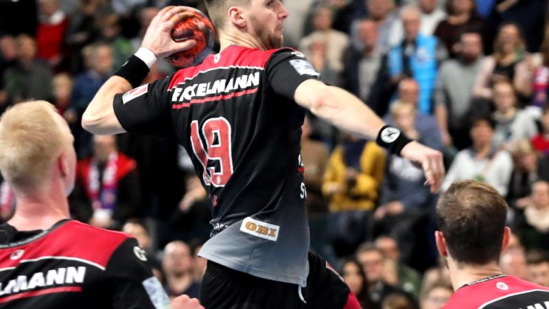 Handball-Bundesliga: HC Erlangen siegt erstmals in Minden