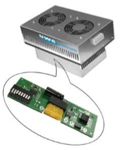 Temperaturregelung für thermoelektrische Kühlgeräte