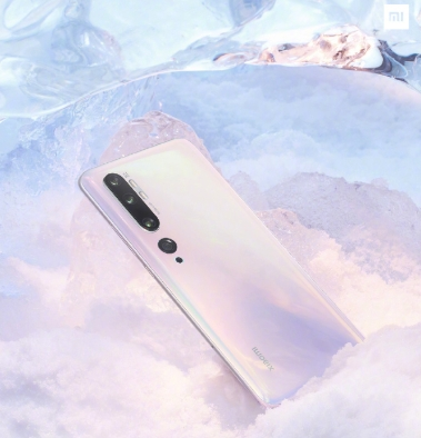 Shootingstar Mi Note 10