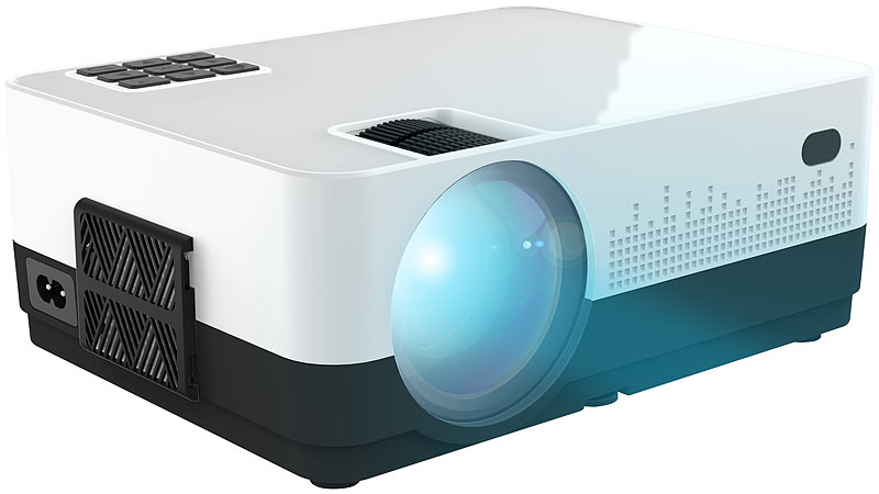 SceneLights LED-LCD-Beamer LB-9100.wifi mit WLAN
