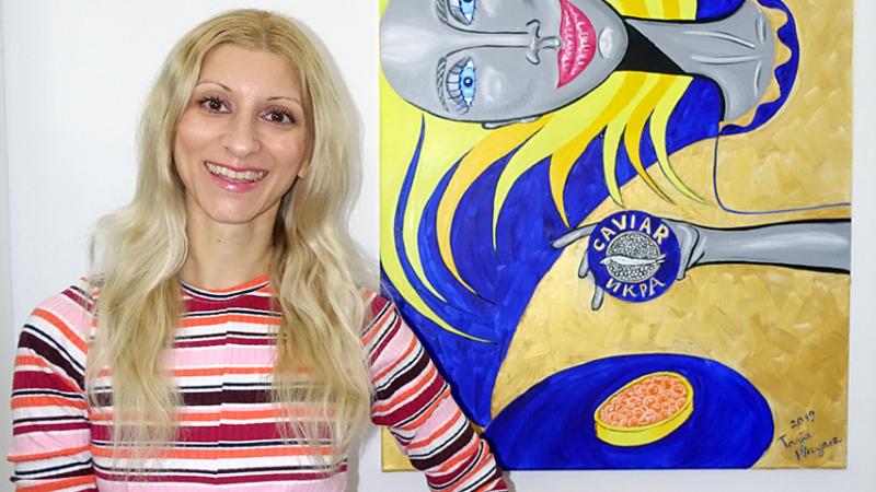 Von Picasso bis Mel Ramos zu Tanja Playner