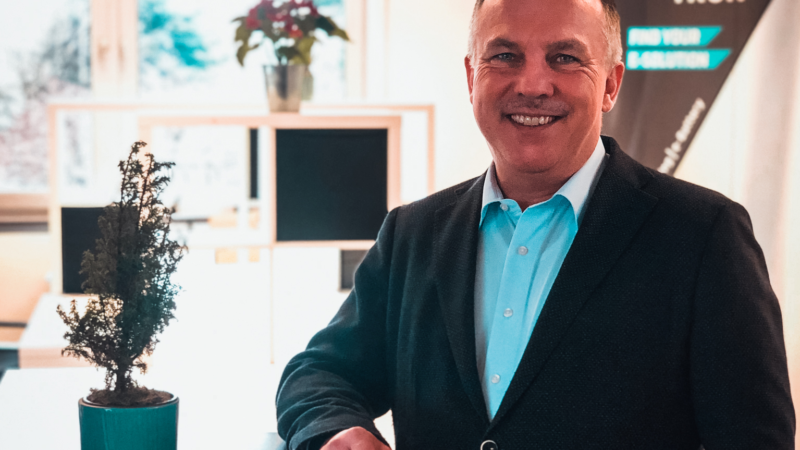 Herbert Robel erweitert Vorstand der Quantron AG