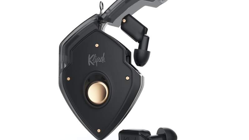 Klipsch präsentiert smarte Kopfhörerneuheiten mit Active Noise Cancelling auf der CES 2020