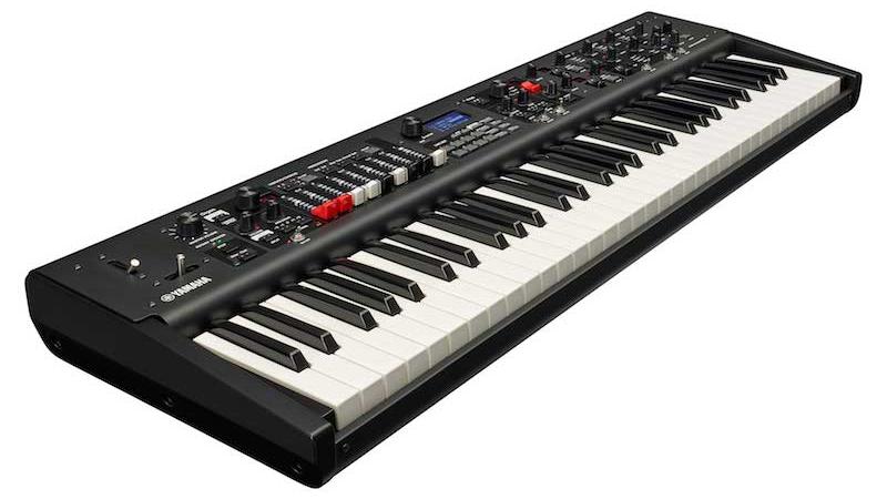 Yamaha YC61: Zugriegel-Orgel für authentische Performances mit erstklassigem VCM Sound