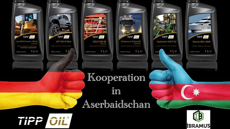 TIPP OIL in Aserbaidschan setzt neue Maßstäbe